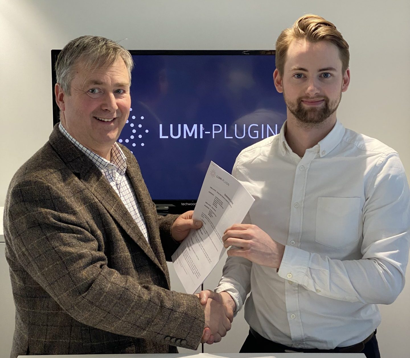 Q&A with Lumi-Plugin's New Team Member – Greg Speed