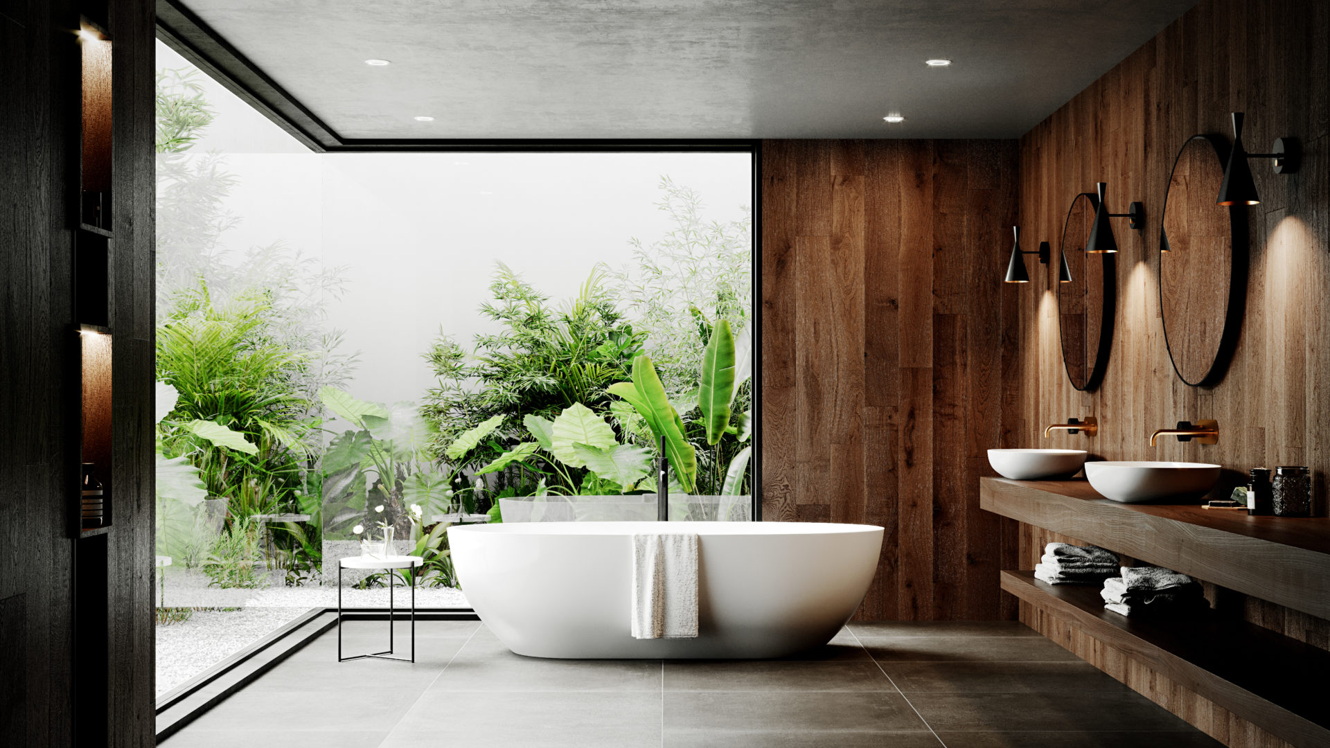 Lumi-Plugin Tranquil Bathroom